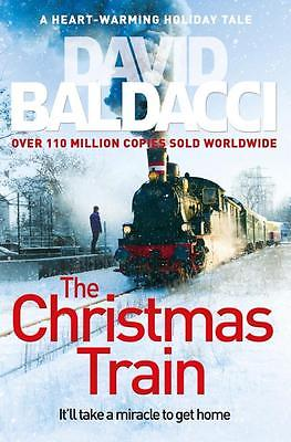 Buchcover von The Christmas Train