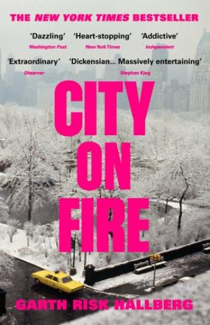 Buchcover von City on Fire