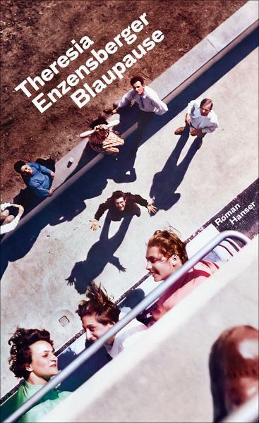 Buchcover von Blaupause