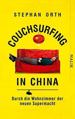 Buchcover von Couchsurfing in China