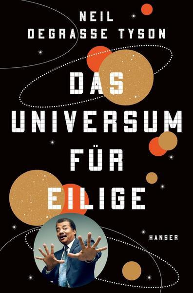 Buchcover von Das Universum für Eilige