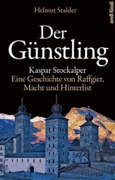 Buchcover von Der Günstling