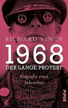 Buchcover von 1968 Der lange Protest