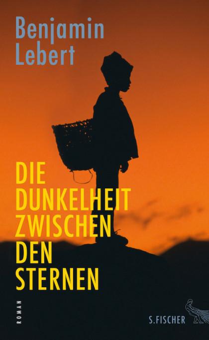 Buchcover von Die Dunkelheit zwischen Sternen
