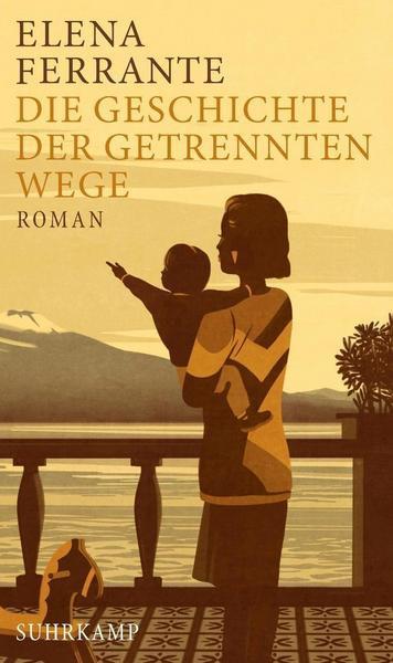 Buchcover von Die Geschichte der getrennten Wege