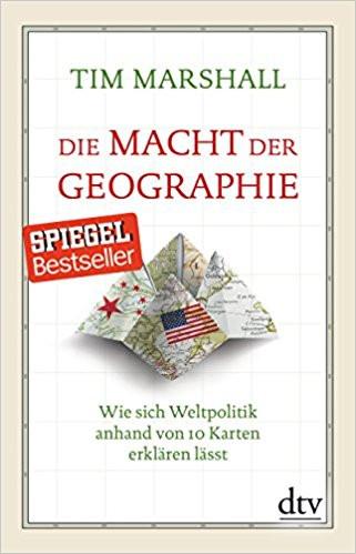Buchcover von Die Macht der Geographie