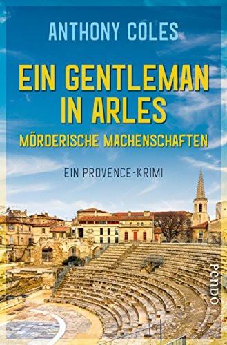 Buchcover von Ein Gentleman in Arles