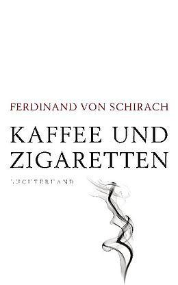 Buchcover von Kaffee und Zigaretten