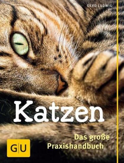Buchcover von Katzen