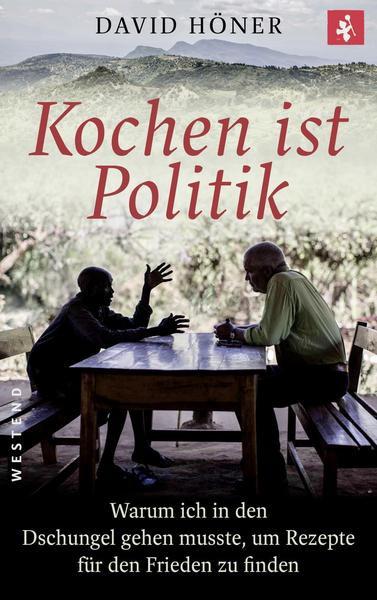 Buchcover von Kochen ist Politik