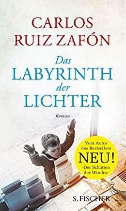 Buchcover von Labyrinth