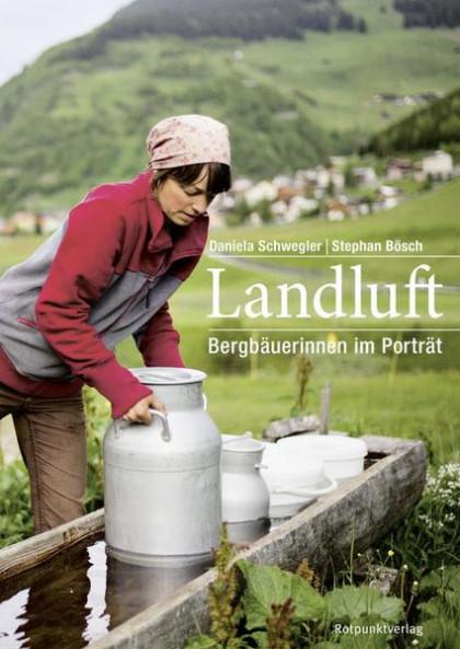 Buchcover von Landluft