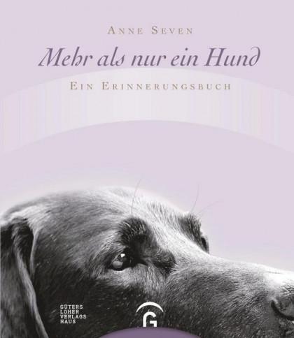 Buchcover von Mehr als nur ein Hund