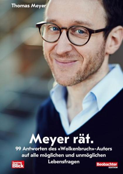 Buchcover von Meyer rät