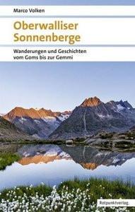 Buchcover von Oberwalliser Sonnenberge
