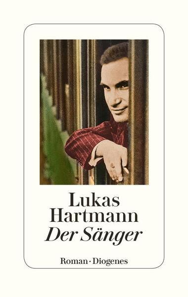 Buchcover von Der Sänger