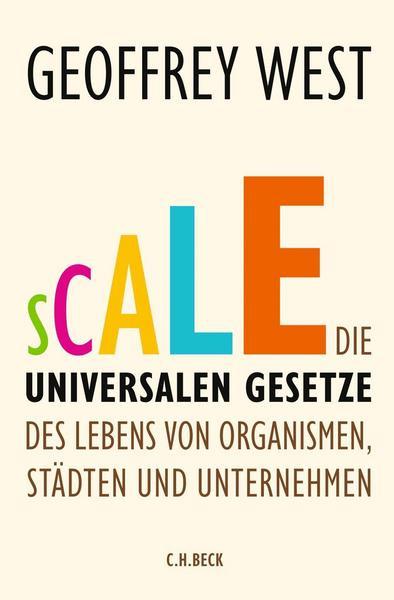 Buchcover von Scale