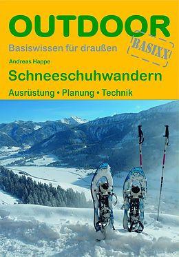 Buchcover von Schneeschuhwandern