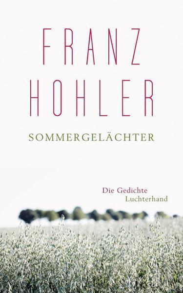 Buchcover von Sommergelächter