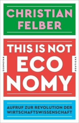 Buchcover von This is not economy