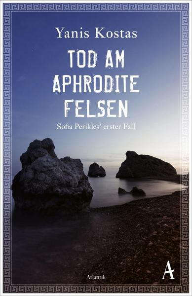 Buchcover von Tod am Aphrodite Felsen