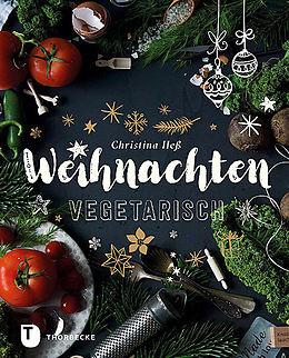 Buchcover von Weihnachten vegetarisch
