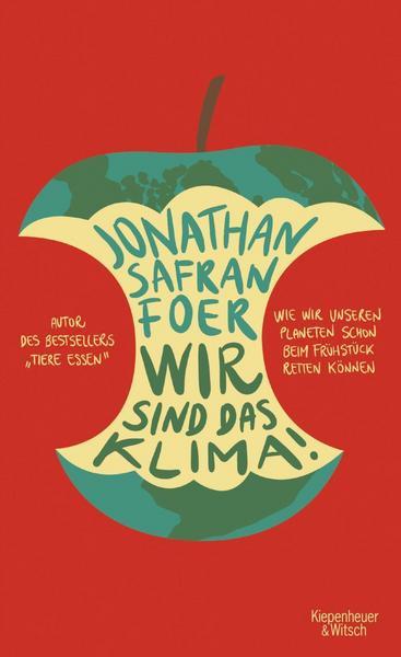 Buchcover von Wir sind das Klima