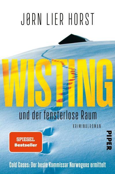 Buchcover von Wisting und der fensterlose Raum